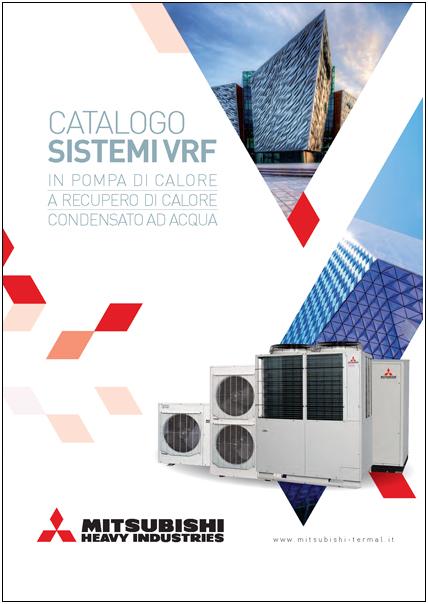 Catalogo Mitsubishi Sistemi VRF