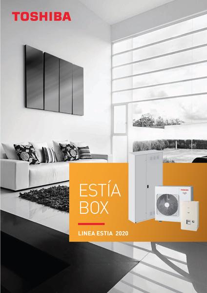 Catalogo Toshiba Residenziale Estia Box