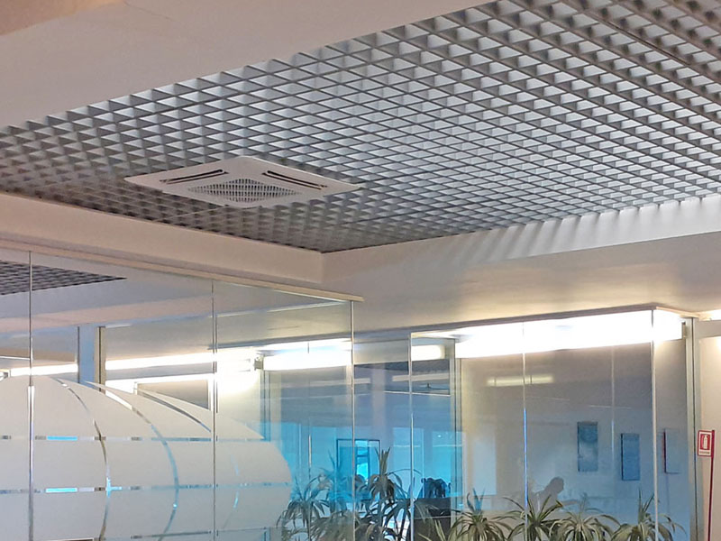 climatizzazione ufficio