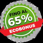 incentivi fiscali Ecobonus 50-65 per cento