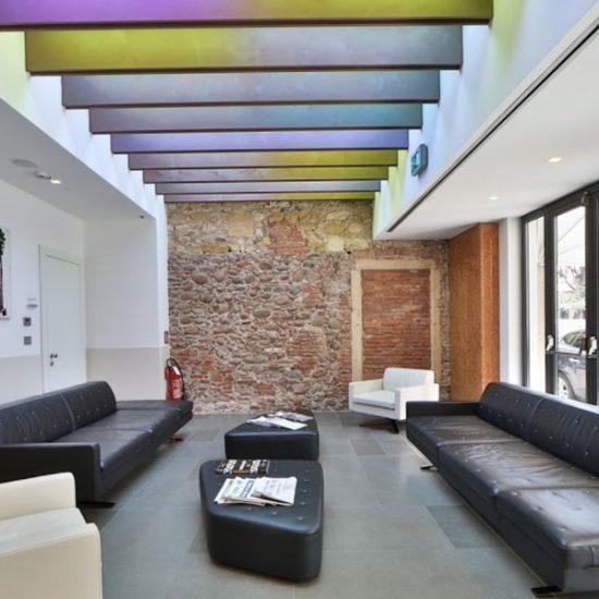 impianto VRF - Hotel de Capuleti Verona - living