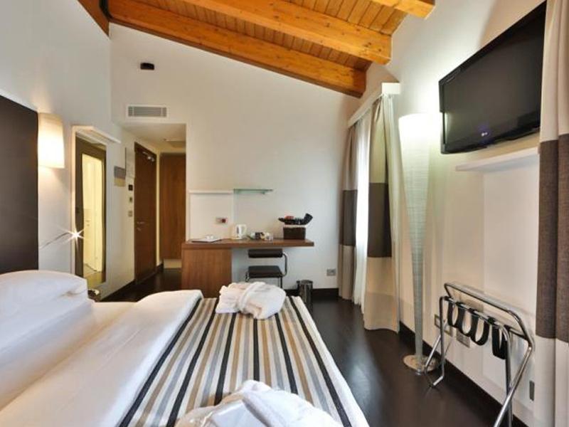impianto VRF - Hotel de Capuleti Verona - camera