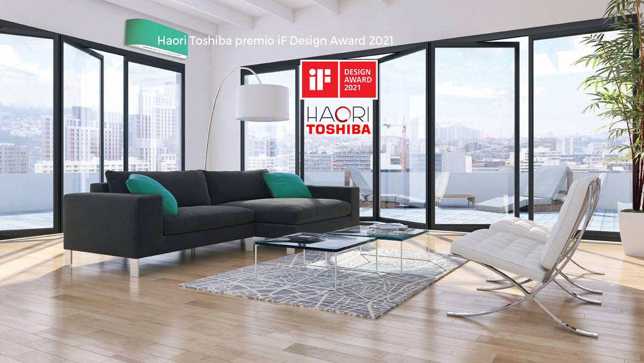 HaoriToshiba climatizzazione residenziale