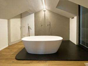 bagno in residenza privata